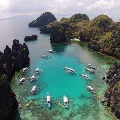 El Nido, Philippines - Discover Sojasun Italian Facebook, Pinterest and Instagram Pages!
