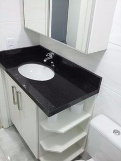 Armarios para banheiro Bathroom Design Small, Kitchen Design, Bed Furniture, Furniture Design, Wardrobe Closet, Wardrobe Design, Basin, House Plans, Jewelry