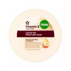 .Superdrug Vitamin E Leave On Mask 100ml