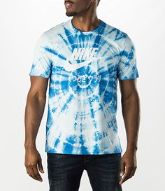 Men's Nike QT S+ Dot Print T-Shirt