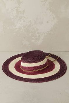 Damson Floppy Hat