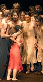 Tanz Theater Wuppertal Pina Bausch Rite of Spring
