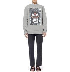 GivenchyPhotographic-Print Oversized Sweatshirt