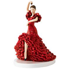 Spanish Flamenco, World of Dances by Royal Doulton