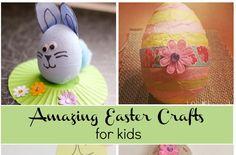 Brilliant Easter Crafts