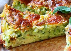 Oh Quelle Quiche ! Pasta Quiche mit Zucchini und WW Feta Bathtub Repairs FAQ A bath tub is a relaxin Batch Cooking, Healthy Cooking, Healthy Salad Recipes, Vegetarian Recipes, Feta Pasta, Pasta Pizza, Zucchini Noodle Recipes, Recipe Zucchini, Zucchini Quiche