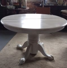 Round Claw Foot Oak Dining Table On Angies Favorites Pinterest - Claw foot oak dining table