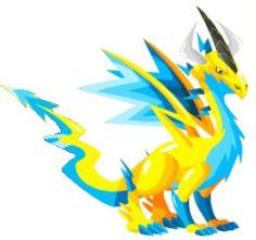 Electric Dragon - Common
