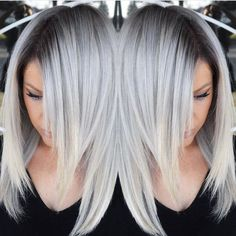Astonishing new hair colors - the hottest hair trends!