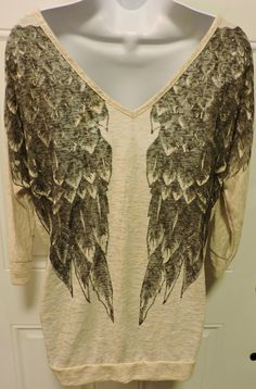 $30 Angel Wing Pull Over Click link to shop our affordable boutique! www.shopoaklynreece.com