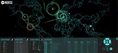 live cyberattack map: http://map.norsecorp.com