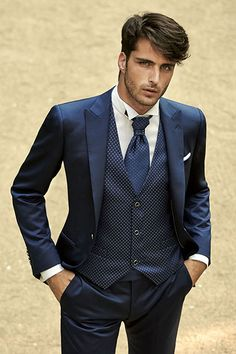 Love this suit? Let us make this style just for you. Www.makersclubsuits.com