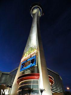 the stratosphere in las vegas