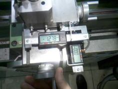 Finest diy metalworking his comment is here Diy Lathe, Diy Cnc, Lathe Tools, Metal Lathe Projects, Cnc Projects, Homemade Tools, Diy Tools, Cnc Maschine, Metal Bending Tools