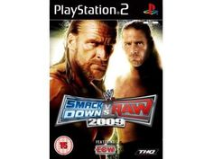 Used : GC PS2 WWE SMACKDOWN VS RAW 09 - PS2 - http://tech.bybrand.gr/used-gc-ps2-wwe-smackdown-vs-raw-09-ps2/