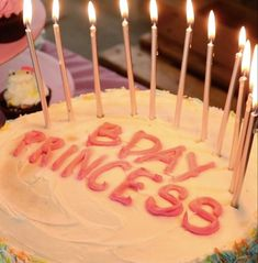 Pretty Birthday Cakes, Pretty Cakes, Cute Food, Yummy Food, Think Food, Bday Girl, Just Cakes, Aesthetic Food, Let Them Eat Cake