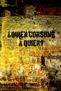 ¿Quien consume a quien? / ¿who consumes who? by Josué Aguilar, via Flickr