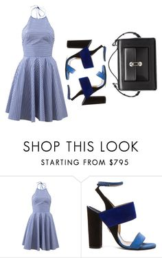 """""""Crystal Keffler STS"""" by sabbtenn on Polyvore featuring Michael Kors, Paul Andrew and Balenciaga"""