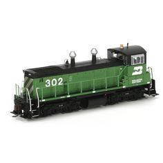 HO RTR SW1500, BN #302 (ATH96685): Athearn Trains