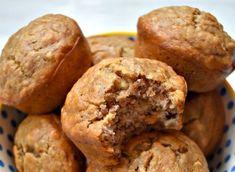 Brunch Recipes, Sweet Recipes, Dessert Recipes, Pie Co, Cranberry Orange Muffins, Muffin Tin Recipes, Muffin Bread, Healthy Muffins, Banana Bread Recipes