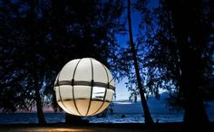 http://www.treehugger.com/green-architecture/cocoon-tree-prefab-spherical-treehouse-pod.html