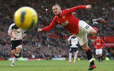 Rooney (Photo by Simon Stacpoole from the Telegraph)
