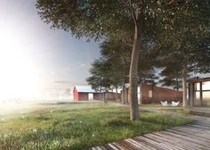This nonprofit farm in New York will provide housing and training for military veterans.