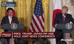 Trump Just Embarrassed Himself & Our Nation In First Press Conference With Foreign Leader