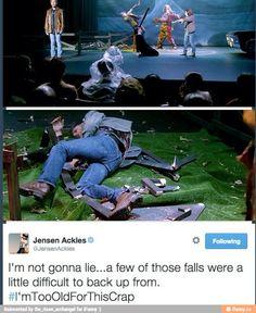 Jensen Ackles Twitter