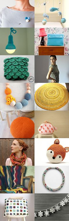 Contemporary Crochet by catherine keenan on Etsy--Pinned with TreasuryPin.com
