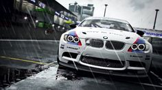 PS4 - Project CARS Driving in the Rain Trailer