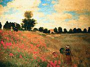 """New artwork for sale! - """" Claude Monet - Wild Poppies Near Argenteuil 1873 by Claude Monet """" - http://ift.tt/2lFHoIh"""