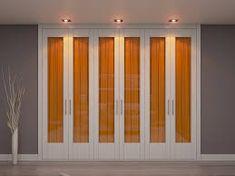 Frentes de armario lacados en blanco que se adaptan perfectamente a tus medidas. Además Polimex te garantiza un corto periodo de fabricación para tu pedido.  #puertasdearmario