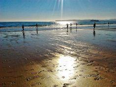 Playa del Sardinero, Santander, Cantabria, Spain