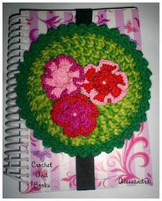 Crochet and Books: Flower Japanese