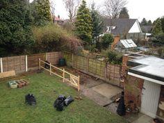 The garden as of Feb 2014 Outdoor Furniture Sets, Outdoor Decor, Balcony, Garden, Home Decor, Garten, Decoration Home, Room Decor, Lawn And Garden