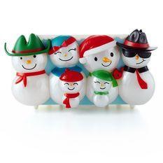 Interactive Musical Christmas Concert Snowmen Section Three
