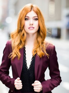 Take a look at Shadowhunters star Katherine McNamara's exclusive New York Comic Con photo diary for InStyle.