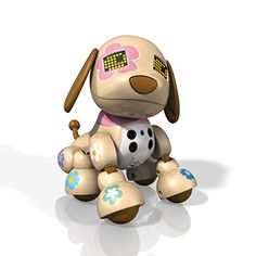 Zoomer Zuppies Interactive Puppy Flora *** For more information, visit image link.Note:It is affiliate link to Amazon.