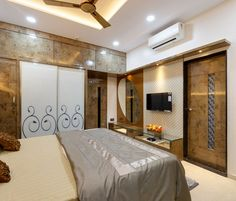 #wordrop #furniture #masterbedroom Bed Room Interior Design Portfolio |