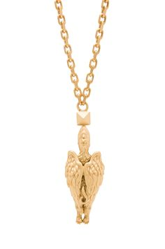 Image 1 of Valentino Gryphon Necklace in Gold