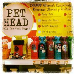 Champú para #perros   #mascotas #cuidadosperros #higieneperros