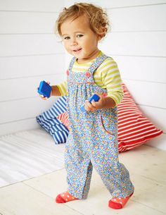 aa21a377f5b I ve spotted this  BodenClothing Jersey Dungarees Dungarees For Girls