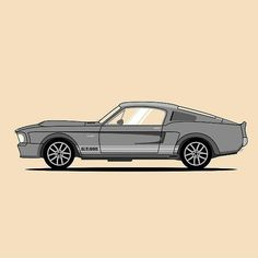 #Repost @designbylopes  Part 15: #ford #mustang #gt500 #eleanor #musclecar #car #cars #rides #illustration #art #digitalart #artwork @thedesigntip @illustree @iconaday #drawing #design #graphicarts #graphicdesign @graphicgang @graphicdesigncentral #vector #vectorart #illustrationaday #brilliantdesign #logo #icondesign #icon #iconaday #dribbble #photoshop #follow #followforfollow #instagood by vidadelcopy