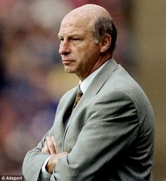 The finest football manager I have ever known. John Rudge - Port Vale 1980-1999. God bless him.