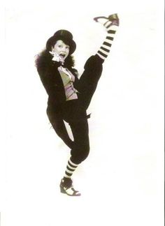 """Toni Basil - Toni Basil met Don """"Campbellock"""" Campbell at a club in 1971 and together they formed The Lockers as a dance group. Toni Basil also served as The Lockers' manager, and was responsible for staging the act. All the dancers contributed steps and choreography with their unique and individual styles."""