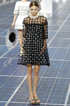 CHANEL - Paris Fashion Week Primavera-Verano 2013