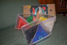 spel: kleuren oefenen