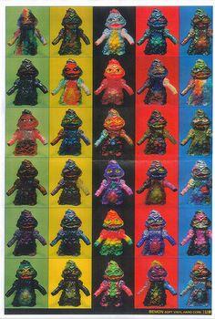 Original Bemon Kougai HP poster