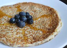 Single-Serve Protein Pancake